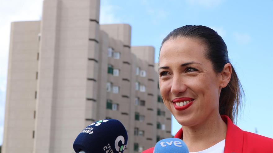 Patricia Hernández, en una imagen de archivo