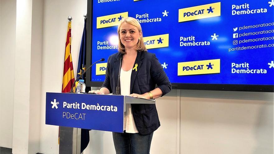 Maria Senserrich abandona la ejecutiva del PDeCAT y deja la política