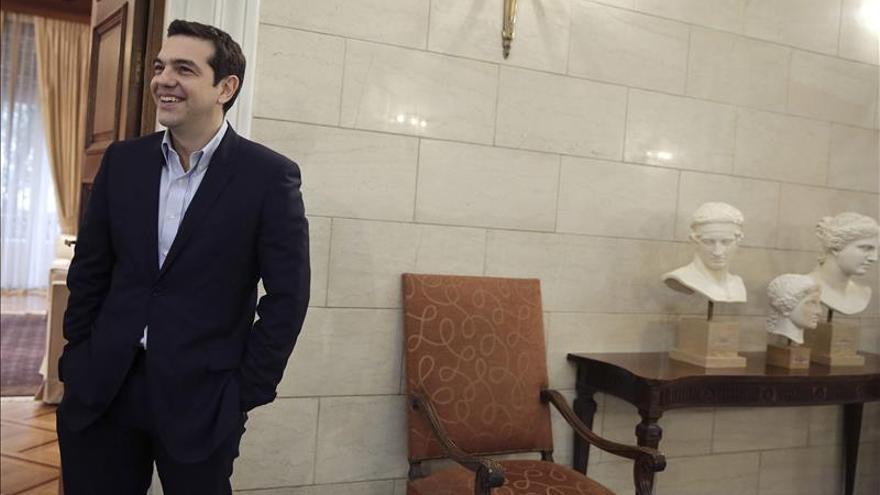Tsipras dice que conservadores querían evitar que el ejemplo griego fuera a España