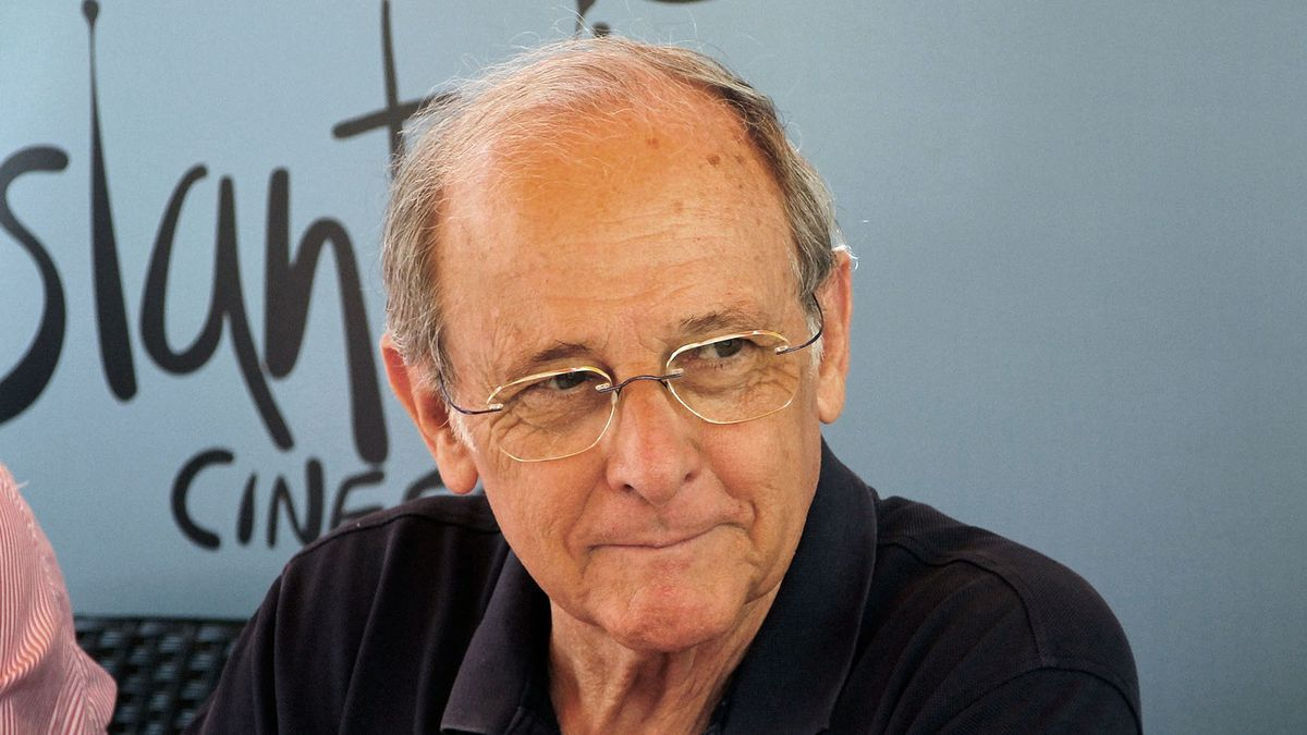 El actor Emilio Gutiérrez Caba.