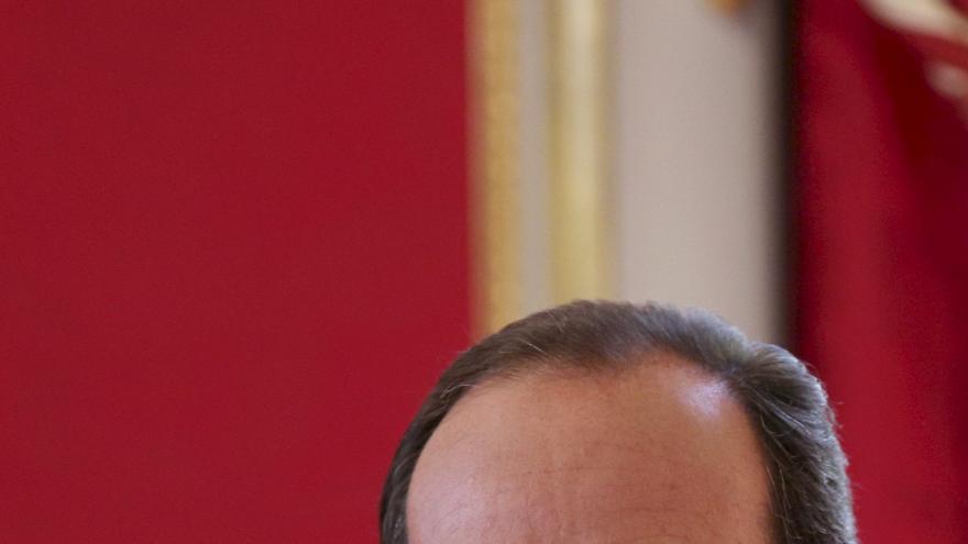 Hollande recuerda a los judíos que pasaron por el campo de Drancy