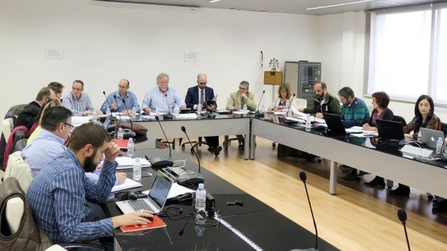 Reunión de la Mesa General de la Función Pública / STE-CLM