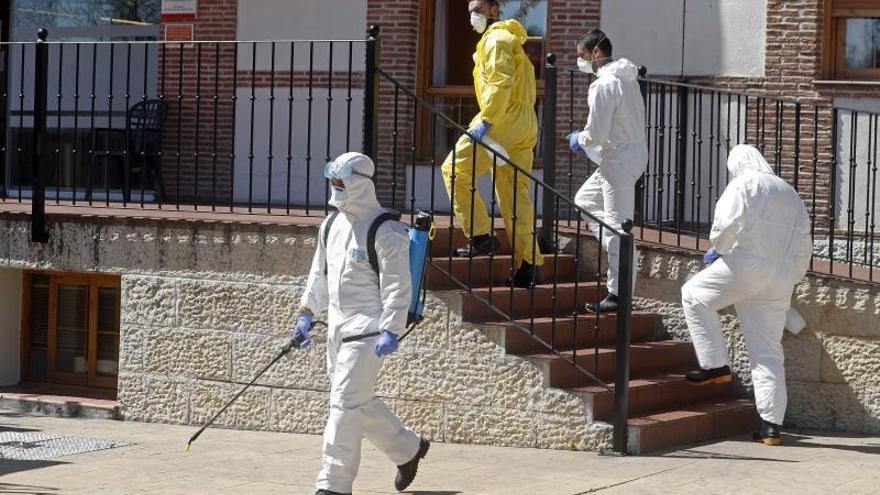 Los 30 días más dolorosos en las residencias de mayores de Madrid