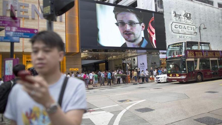 """Snowden asegura que """"los representantes del gobierno (estadounidense) me quieren muerto"""""""