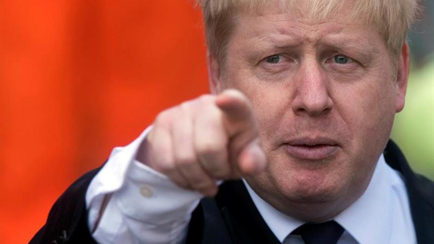Boris Johnson cree que el referéndum será una oportunidad para recuperar el control