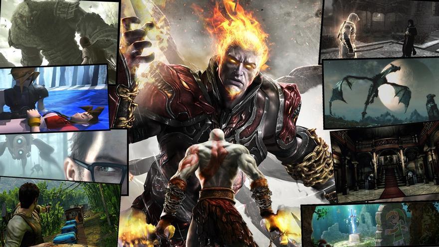 10 Momentos de Videojuegos para recordar