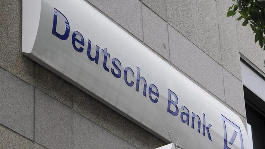 Deutsche Bank pagará 2.500 millones de dólares por manipulación de mercados