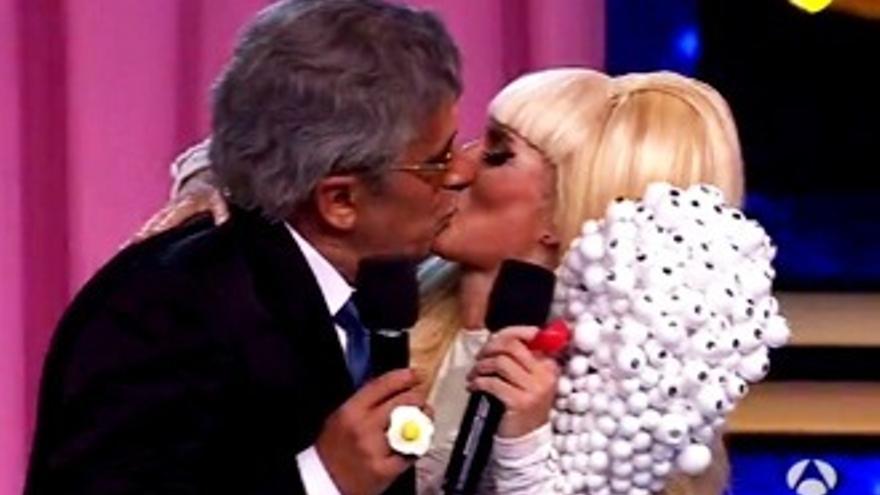 Triunfo eurovisivo de Pablo Puyol en 'Tu cara', con 'boda' de Buenafuente-Silvia Abril