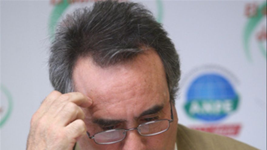 Presidente de ANPE, Nicolás Fernández