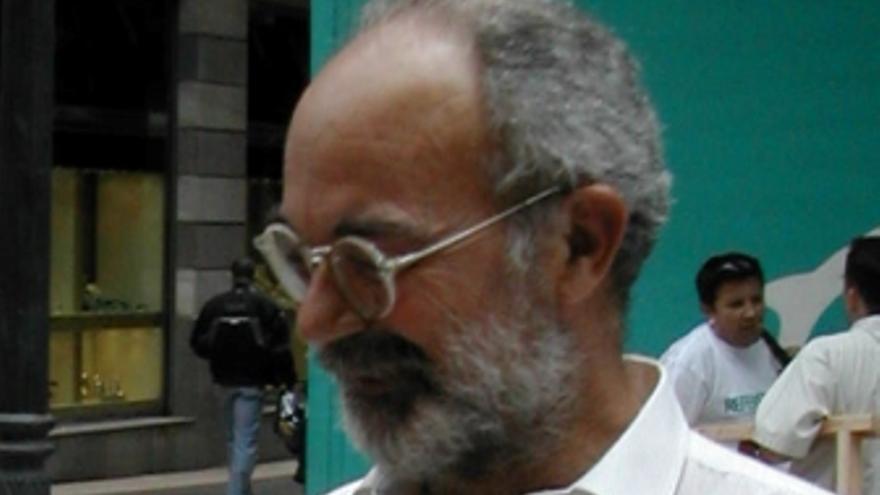 Antonio González Vieitez. (CANARIAS AHORA)