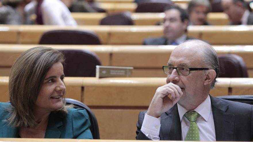 Un argumentario del PP desvía la atención sobre el dato global del paro, poniendo solo el foco en Andalucía y Cataluña