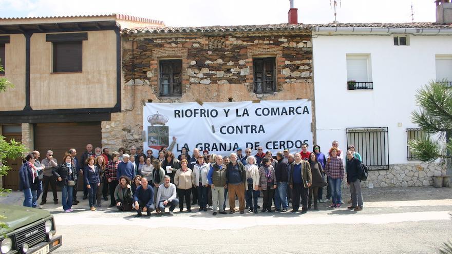 Riofrío del Llano FOTO: Ecologistas en Acción Guadalajara