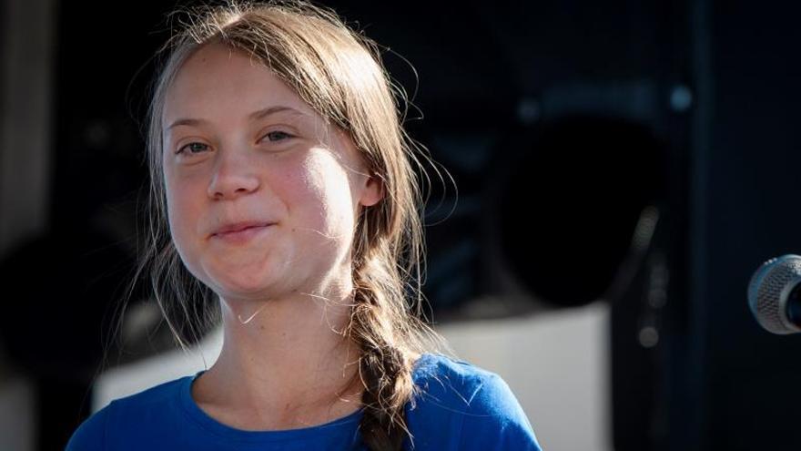 Greta Thunberg alude a incendios en California para ilustrar crisis climática