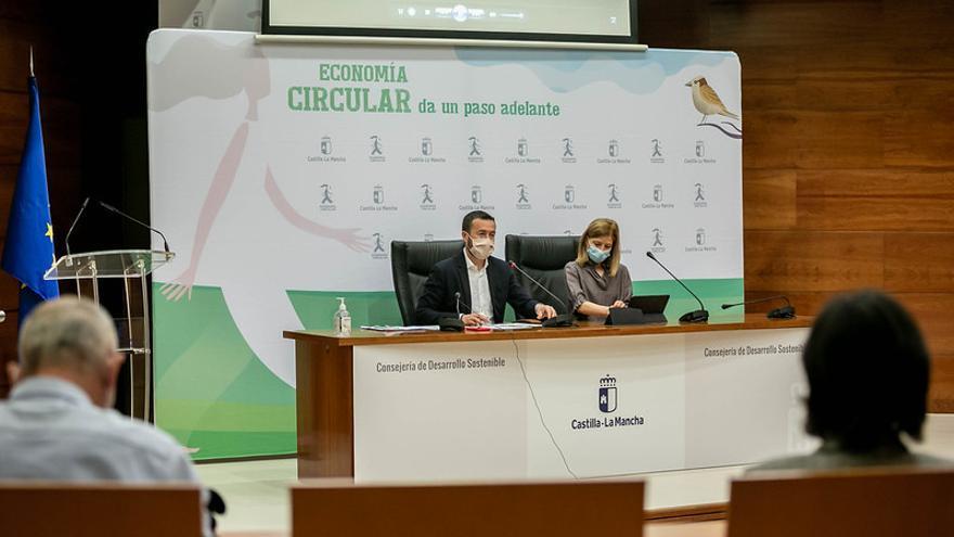 Presentación de la convocatoria del Premio de Medio Ambiente de Castilla-La Mancha