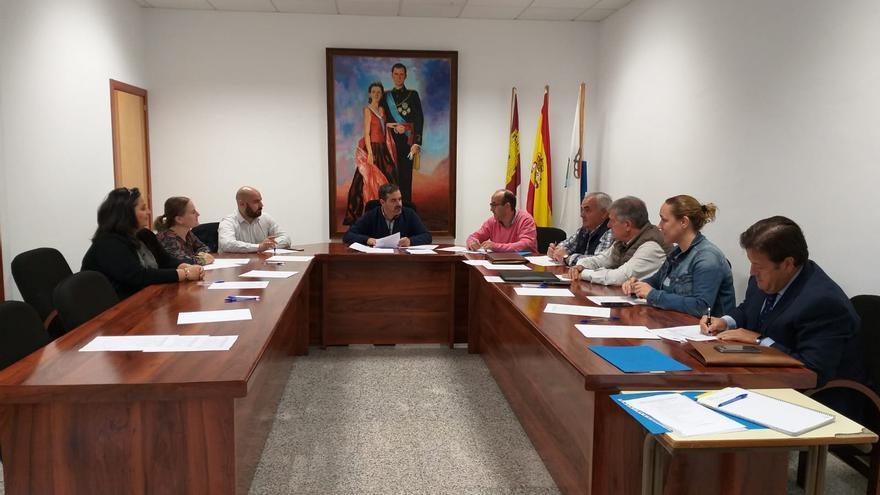 Reunión de la Junta Directiva de Mancha Norte