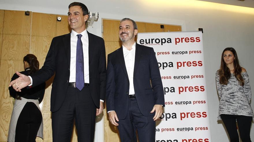 Collboni cree que Mas adelantará las elecciones y teme que de ellas salga un Parlament más fragmentado