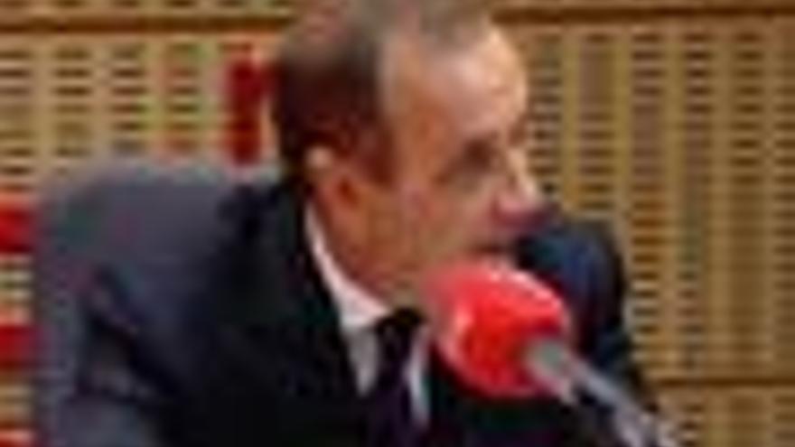 José Antonio Alonso, en RNE