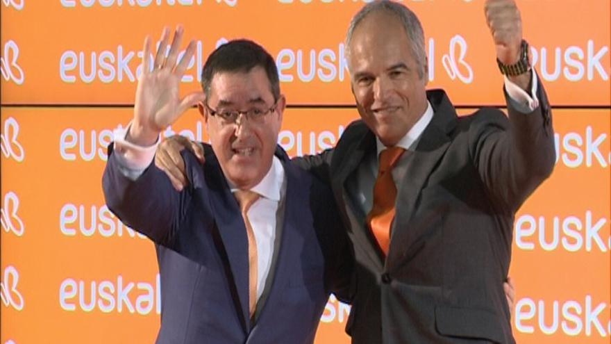 """Erauzkin dice que Euskaltel es una """"empresa sólida y estable"""" con vocación de crecimiento y prevé un """"futuro prospero"""""""
