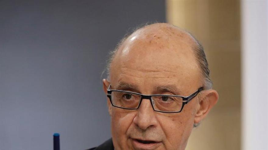 Montoro pide no crear expectativas sobre la bajada de IRPF que no es para todos