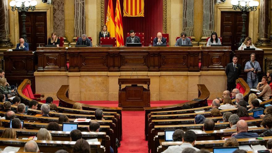 El Parlament debate el decreto ley para limitar el alquiler que probablemente se rechazará