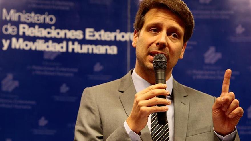 Ecuador reitera su apoyo al interrogatorio a Assange el próximo 17 de octubre