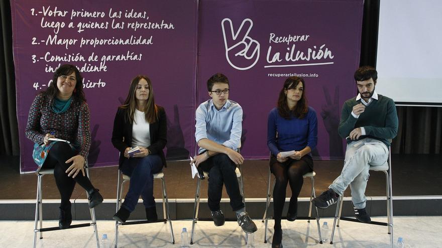 """Errejón propone una dirección de Podemos """"colegiada"""", limitar mandatos y cargos y más poder y recursos para territorios"""