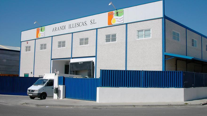 Instalaciones de Arandi.SL.