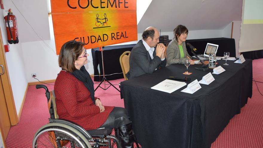 Presentación del estudio sobre discapacidad en Ciudad Real / Cocemfe