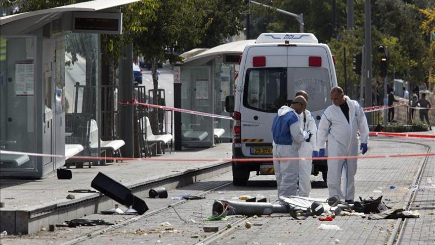 Un palestino se entrega como el autor de un atropello deliberado de soldados israelíes