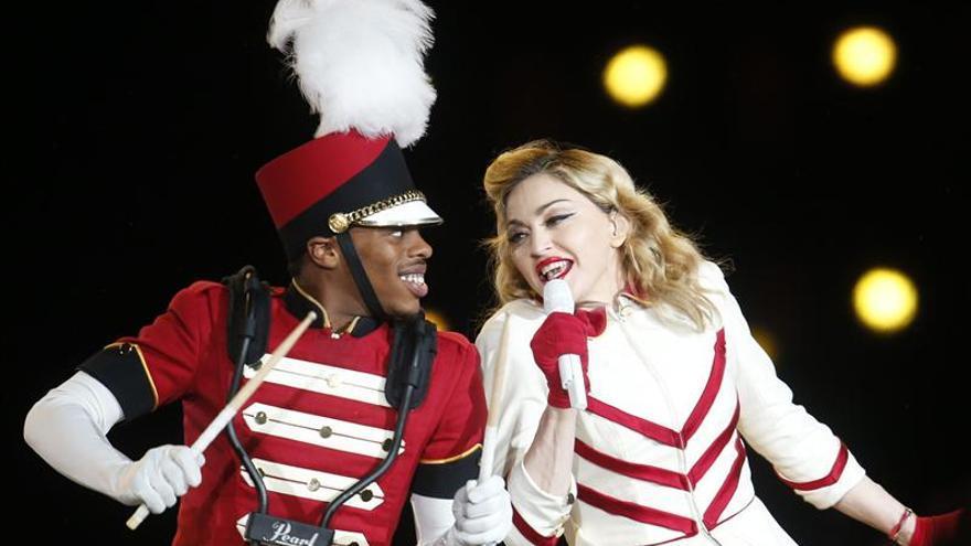 Madonna en la reina en la lista de Forbes de los músicos mejor pagados en 2013