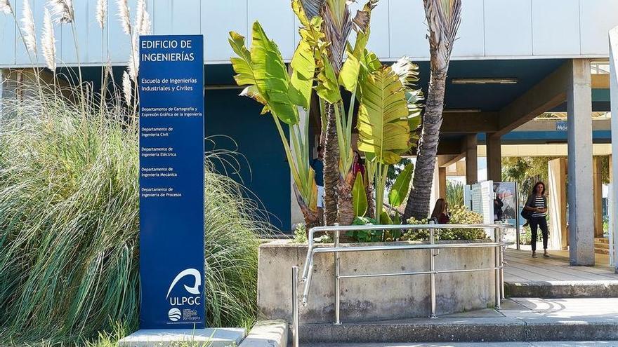 Edificio de Ingenierías de la Universidad de Las Palmas de Gran Canaria (ULPGC)