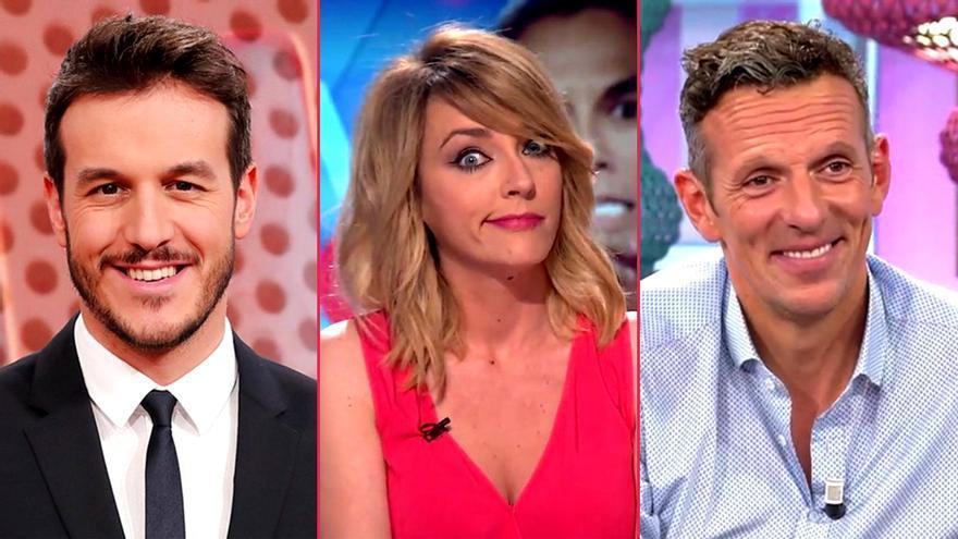 Los 'presentadores del verano' en TV