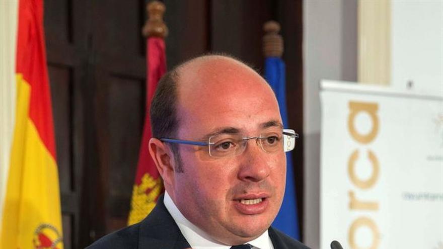 La UCO cree que el presidente de Murcia recurrió a Púnica para lograr ser candidato
