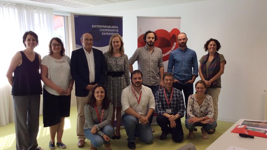 CISE impulsa desde Cantabria el emprendimiento cooperativo junto a socios europeos