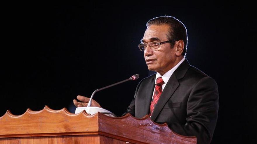 Francisco Guterres, investido cuarto presidente de Timor Oriental