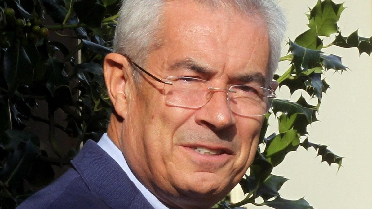 Emilio Bouza, exjefe del Servicio de Microbiología del Hospital General Universitario Gregorio Marañón.