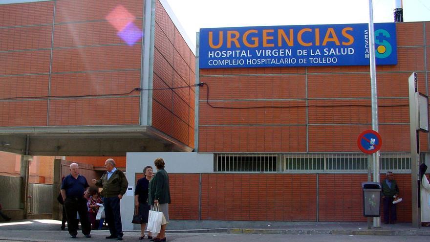 Urgencias del Hospital 'Virgen de la Salud', Toledo. Foto oficial.