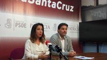 El PSOE acusa al alcalde Bermúdez de pagar más por la limpieza de la ciudad en los tres meses anteriores al 26M