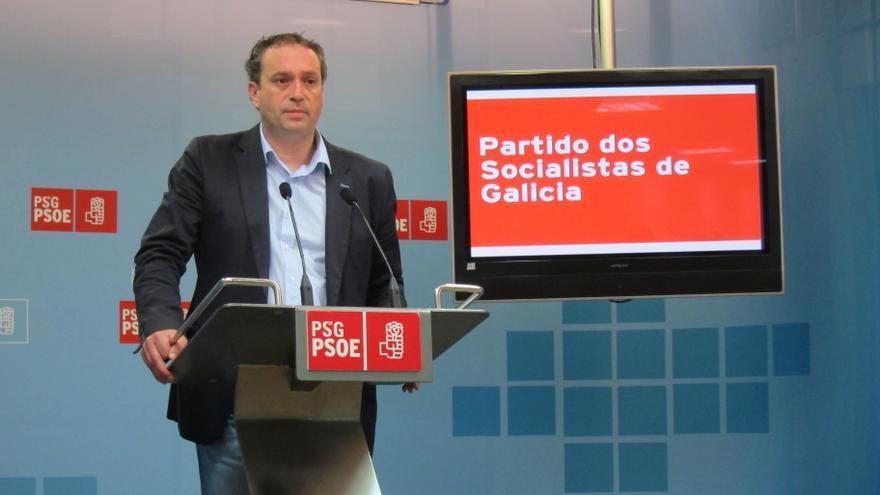"""El PSdeG ve """"absolutamente intolerable e incluso chulesco"""" que Feijóo mantenga a Rueda """"presuponiendo su victoria"""""""