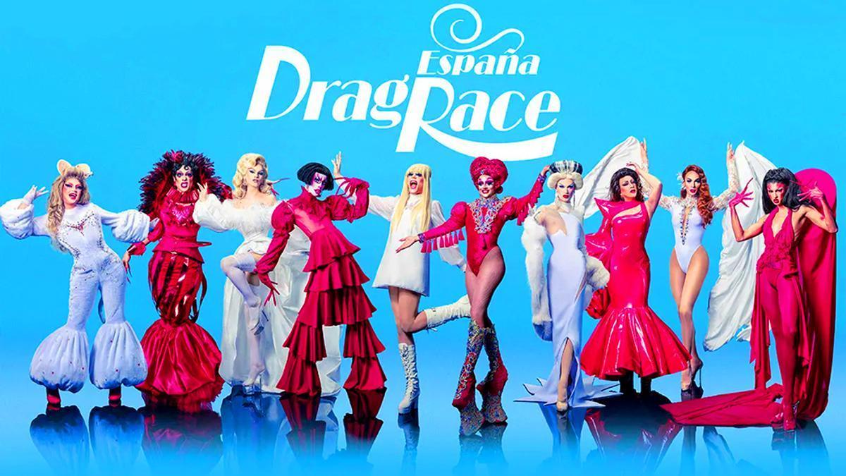 Imagen oficial de 'Drag Race España'