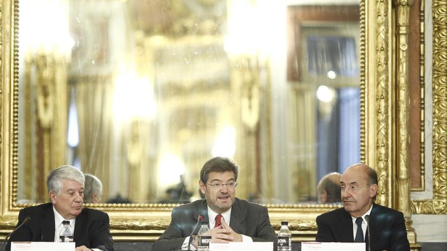 """Catalá tilda de """"cierta intolerancia"""" que no se aceptara la presencia de Sáenz de Santamaría en el debate de ayer"""