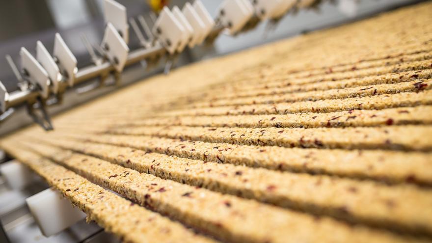 Imagen de una de las fábricas del grupo empresarial toledano Delaviuda