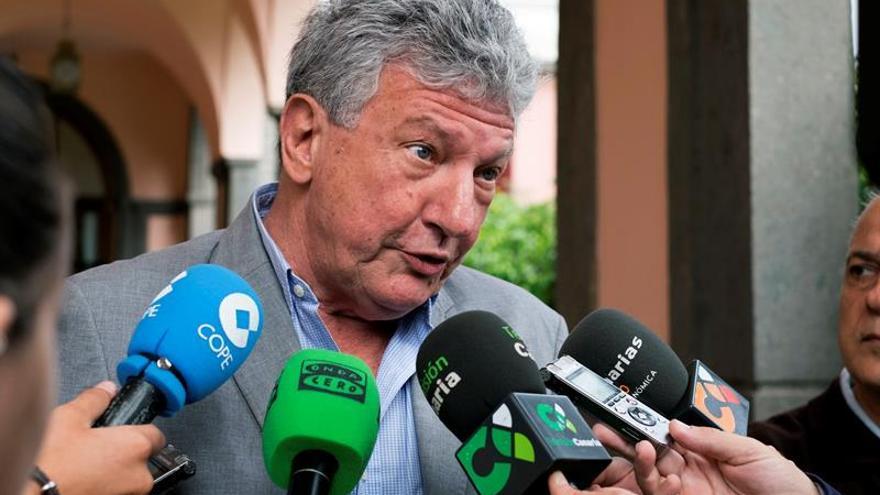 """Quevedo critica la gestión de Pastor en Fomento y dice que le trae """"malos recuerdos"""""""