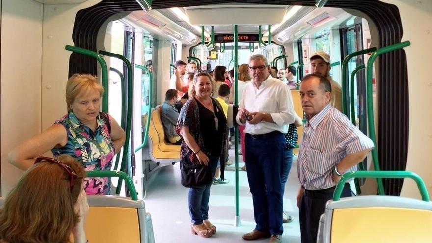 Las pruebas del metro acumulan ya más de 83.000 kilómetros recorridos por los trenes