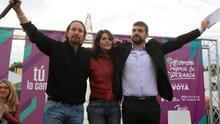Jesús Santos, teniente de alcalde en Alcorcón, abre la carrera por el liderazgo de Podemos Madrid