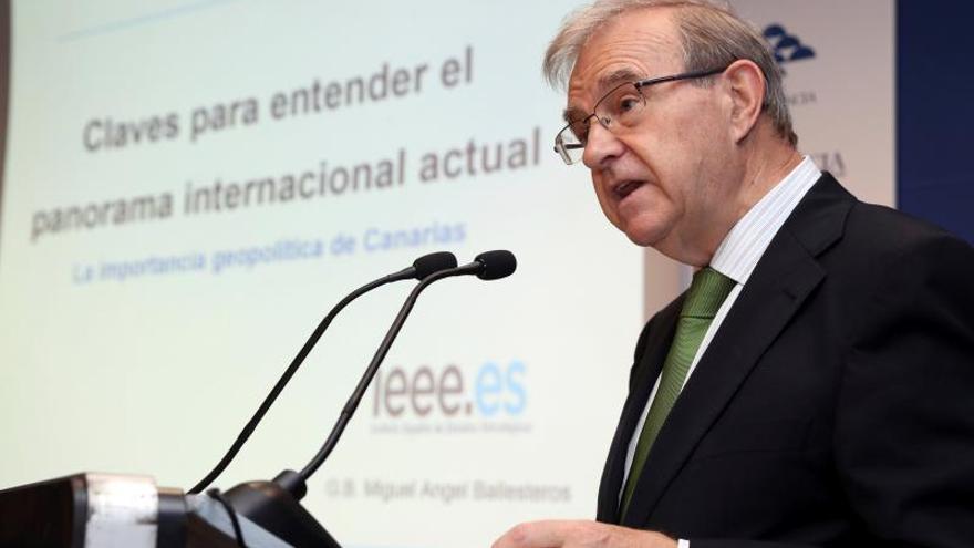 Miguel Ángel Ballesteros, nombrado director operativo de Seguridad Nacional