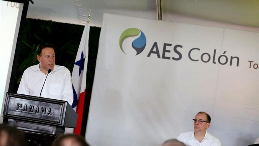 Economía y ambiente hermanados en la primera planta de gas natural de Centroamérica