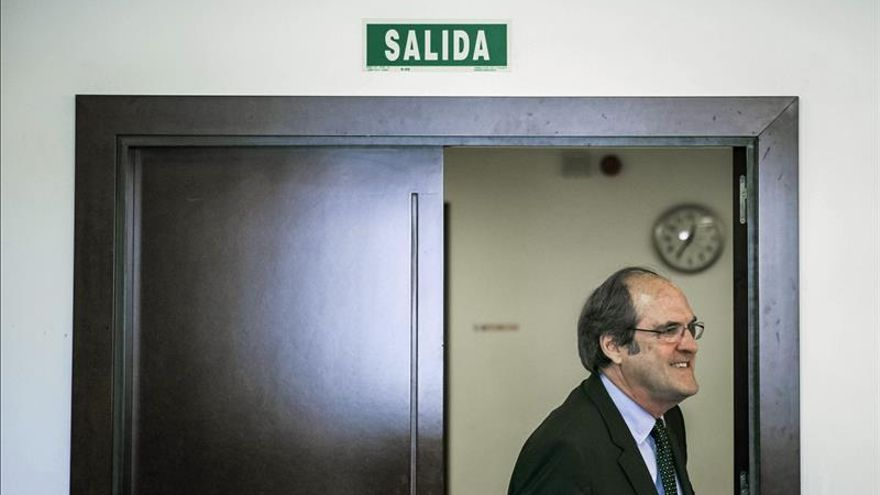 """Gabilondo defiende la """"legitimidad"""" de Aguirre para intentar ser alcaldesa"""