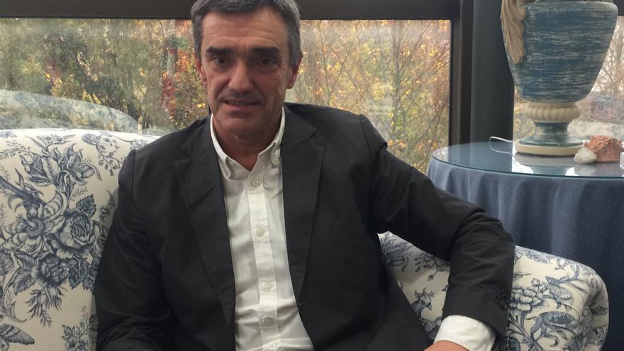 El secretario general de Convivencia del Gobierno vasco, Jonan Fernández.