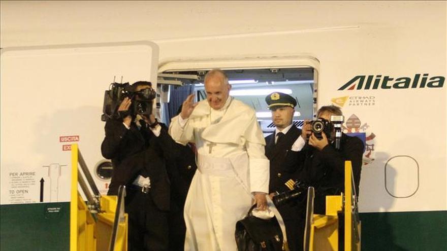 """El Papa cree """"justa"""" la posición de partida del Gobierno de Alexis Tsipras"""